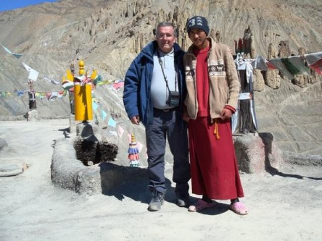 Himalaya trail, 1951 km trailrun